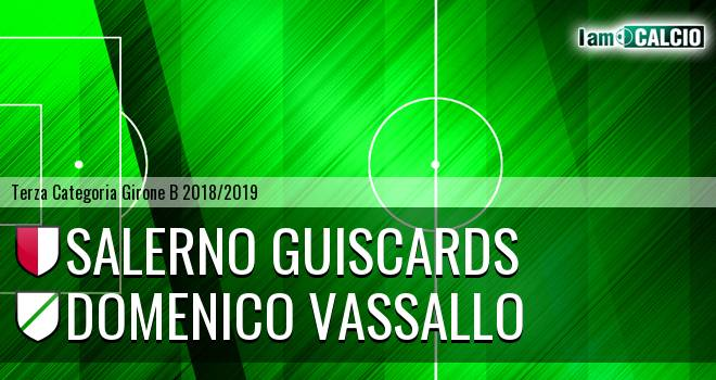 Salerno Guiscards - Domenico Vassallo