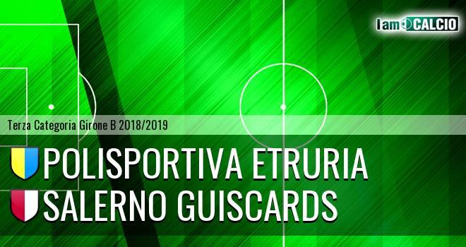 Polisportiva Etruria - Salerno Guiscards