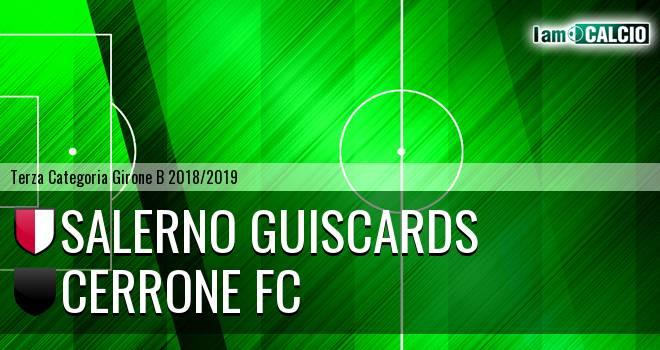 Salerno Guiscards - Cerrone Fc