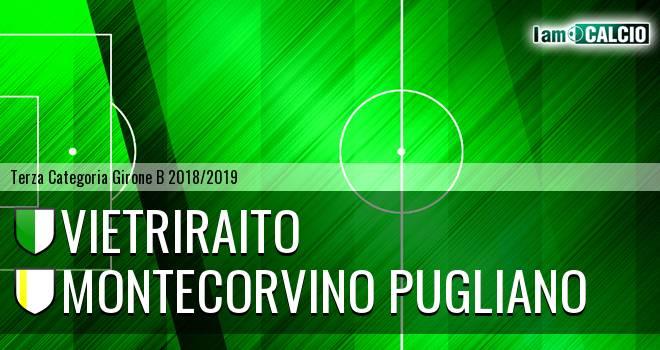 Vietriraito - Montecorvino Pugliano