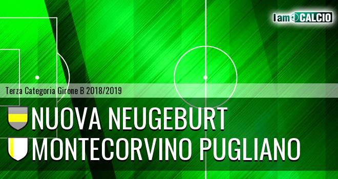 Nuova Neugeburt - Montecorvino Pugliano