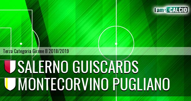 Salerno Guiscards - Montecorvino Pugliano