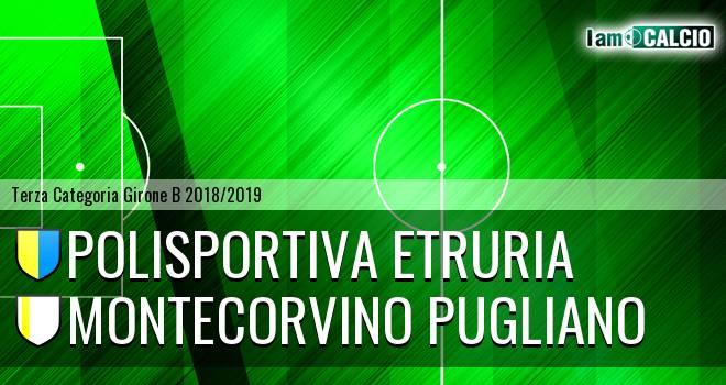 Polisportiva Etruria - Montecorvino Pugliano