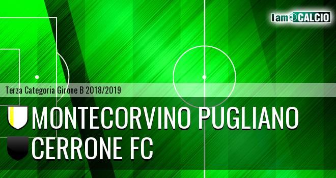 Montecorvino Pugliano - Cerrone Fc