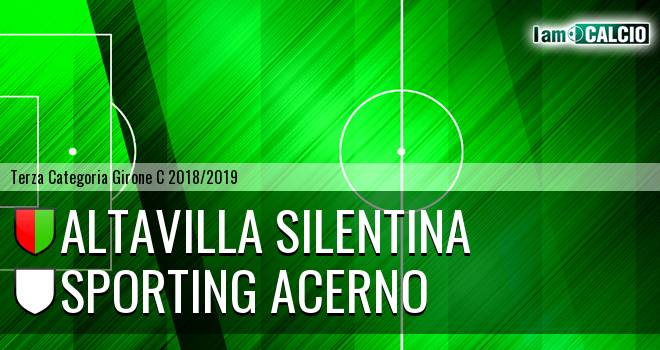 Altavilla Silentina - Sporting Acerno