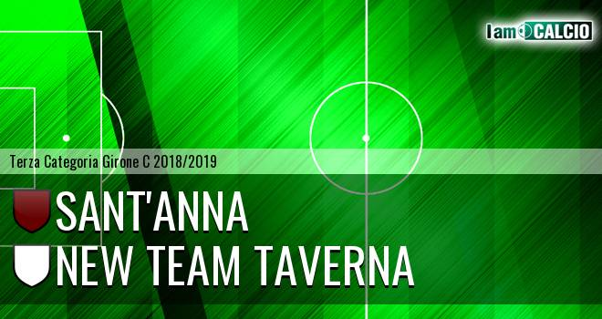 Sant'Anna - New Team Taverna