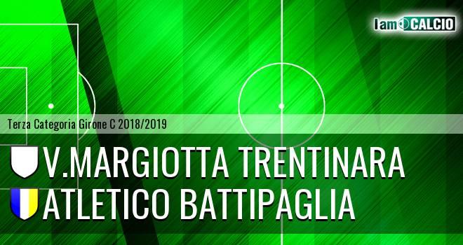 V.Margiotta Trentinara - Atletico Battipaglia