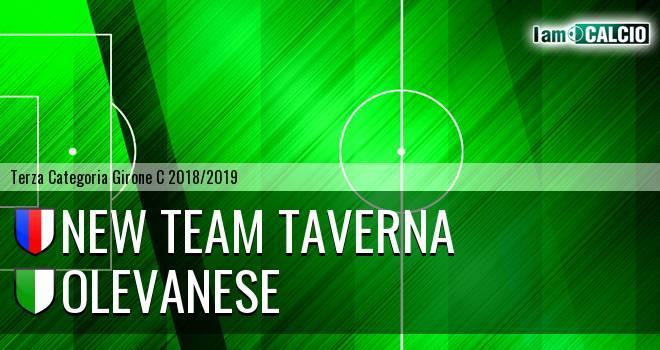 New Team Taverna - Olevanese