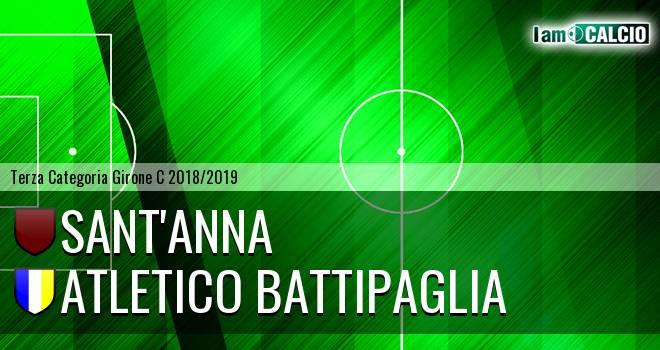 Sant'Anna - Atletico Battipaglia