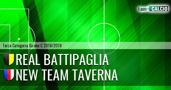 Real Battipaglia - New Team Taverna