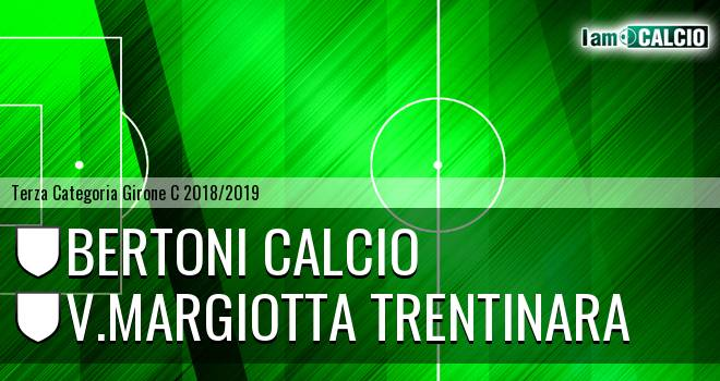 Bertoni Calcio - V.Margiotta Trentinara