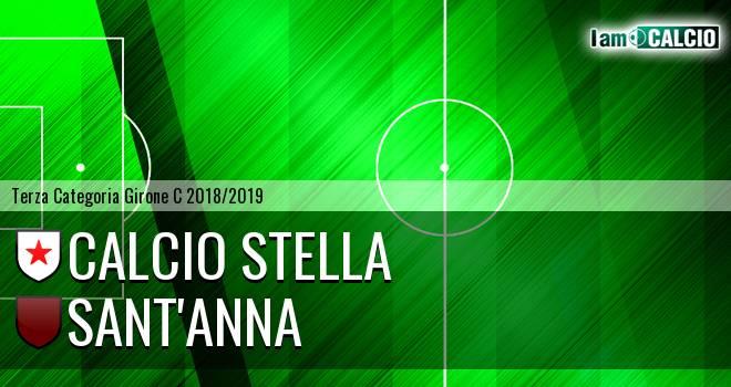 Calcio Stella - Sant'Anna