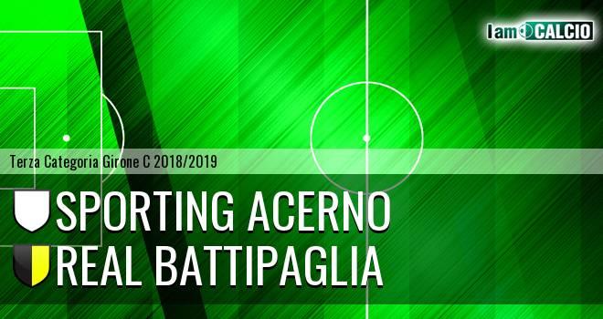 Sporting Acerno - Real Battipaglia