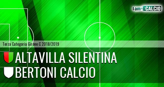Altavilla Silentina - Bertoni Calcio