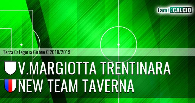V.Margiotta Trentinara - New Team Taverna