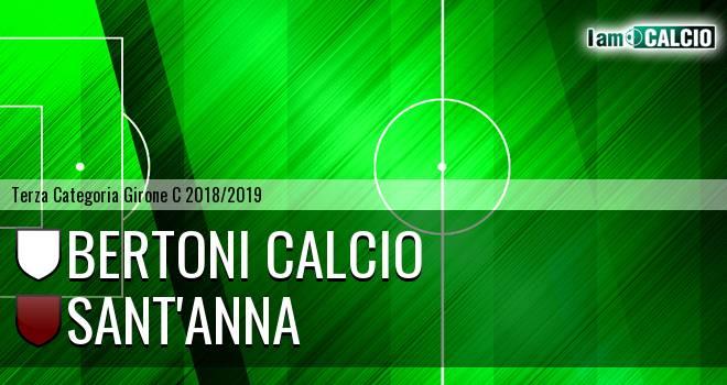 Bertoni Calcio - Sant'Anna