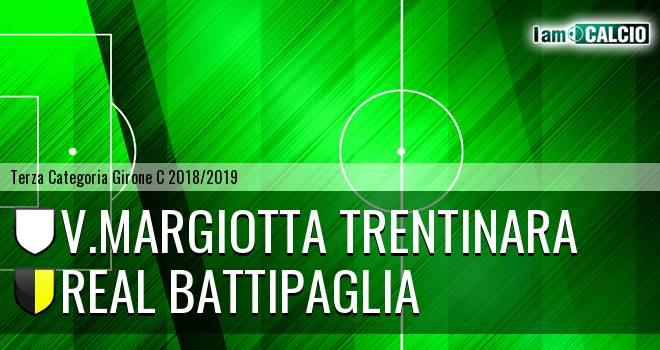 V.Margiotta Trentinara - Real Battipaglia