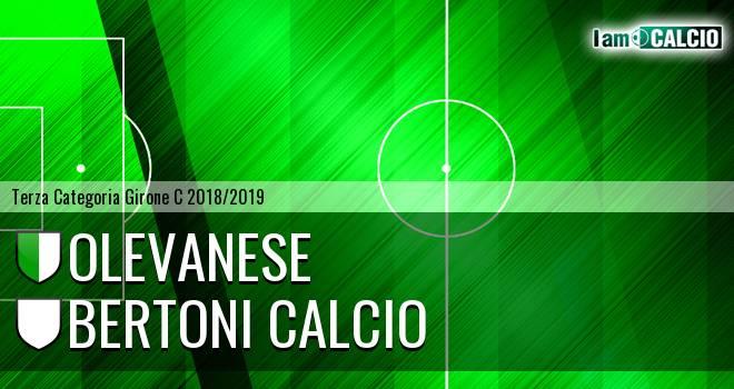 Olevanese - Bertoni Calcio