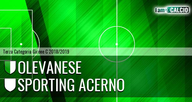Olevanese - Sporting Acerno