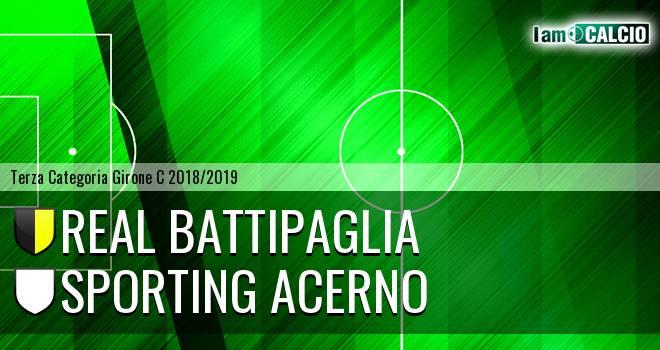 Real Battipaglia - Sporting Acerno