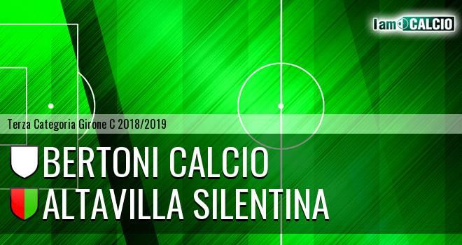 Bertoni Calcio - Altavilla Silentina