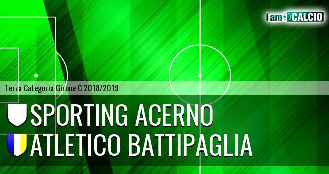 Sporting Acerno - Atletico Battipaglia