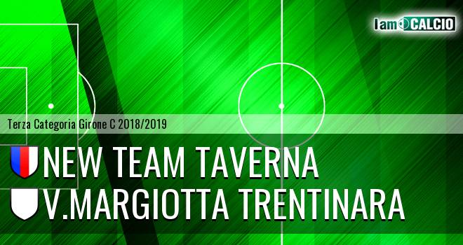 New Team Taverna - V.Margiotta Trentinara