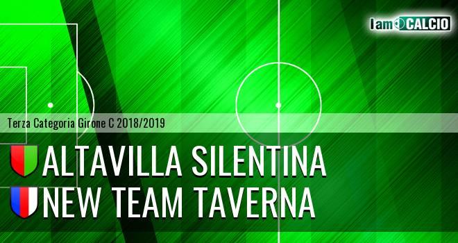 Altavilla Silentina - New Team Taverna