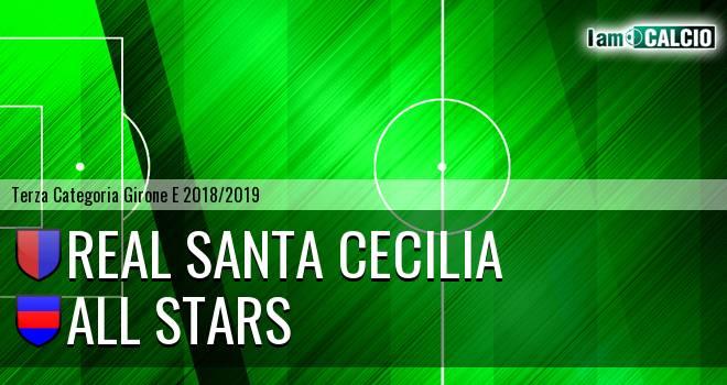 Real Santa Cecilia - All Stars
