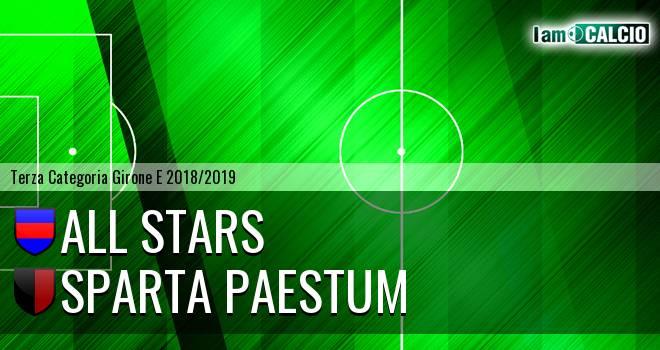 All Stars - Sparta Paestum