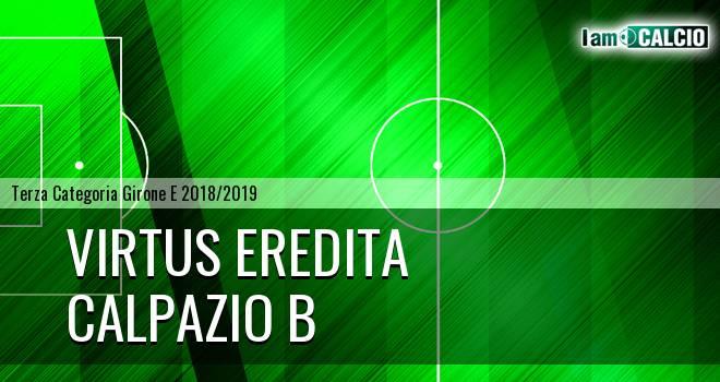 Virtus Eredita - Calpazio B