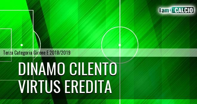 Dinamo Cilento - Virtus Eredita