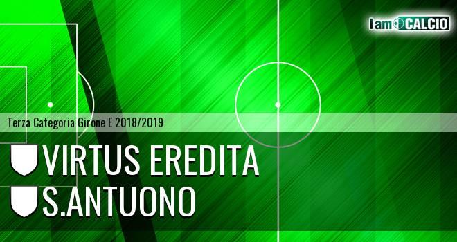 Virtus Eredita - S.Antuono