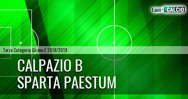 Calpazio B - Sparta Paestum