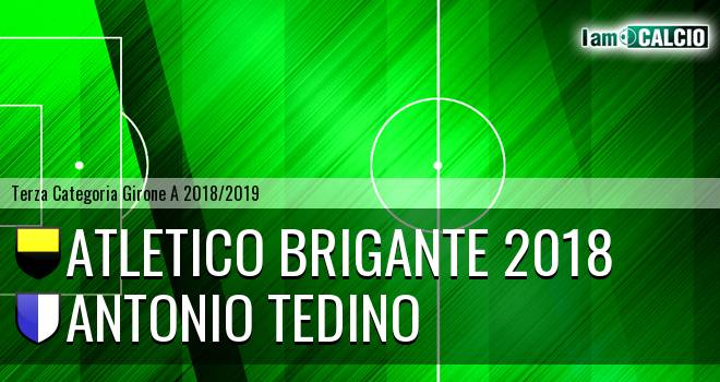 Atletico Brigante 2018 - Antonio Tedino