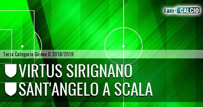 Virtus Sirignano - Sant'Angelo A Scala