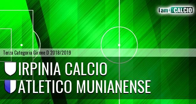 Irpinia Calcio - Atletico Munianense