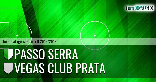 Passo Serra - Vegas Club Prata