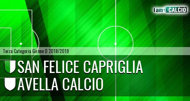 San Felice Capriglia - Avella Calcio