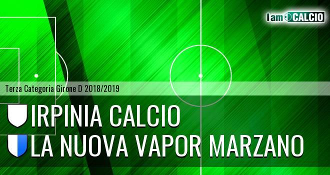 Irpinia Calcio - La Nuova Vapor Marzano