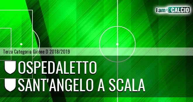 Ospedaletto - Sant'Angelo A Scala