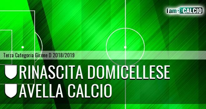 Rinascita Domicellese - Avella Calcio