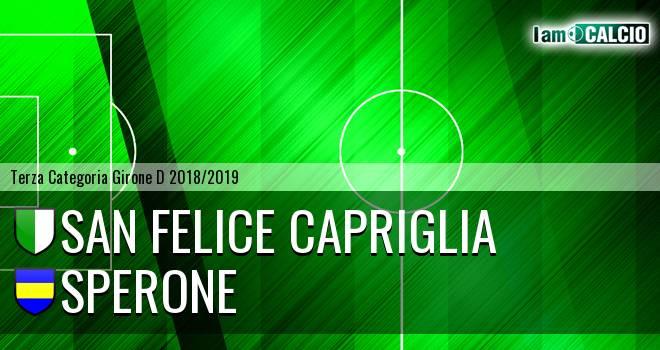San Felice Capriglia - Sperone
