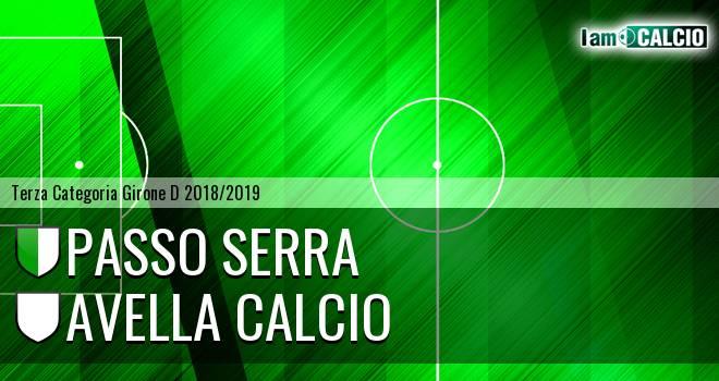 Passo Serra - Avella Calcio