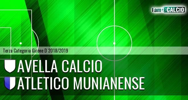 Avella Calcio - Atletico Munianense