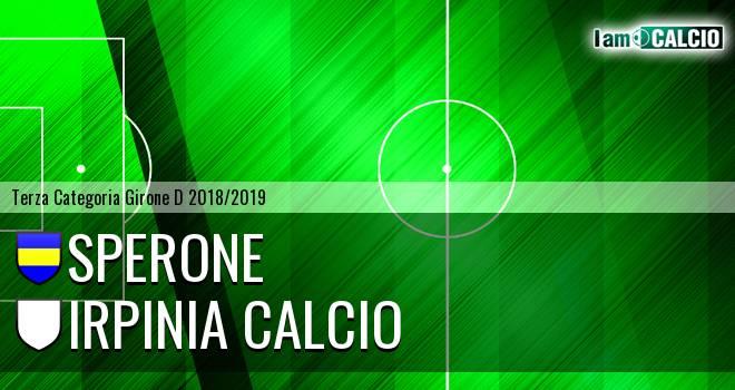 Sperone - Irpinia Calcio
