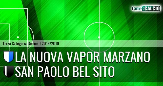 La Nuova Vapor Marzano - San Paolo Bel Sito