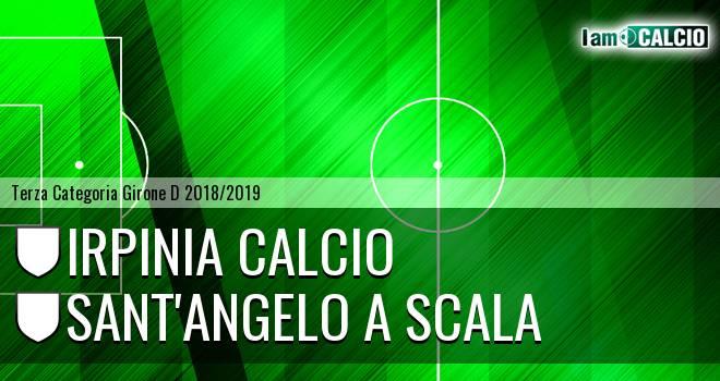 Irpinia Calcio - Sant'Angelo A Scala