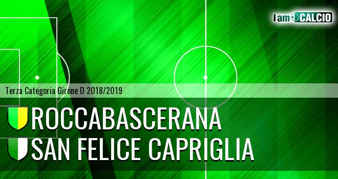 Roccabascerana - San Felice Capriglia