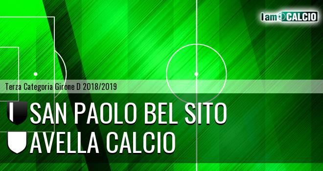 San Paolo Bel Sito - Avella Calcio